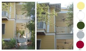 cottage color schemes from watercolor u0026 seaside florida part 1