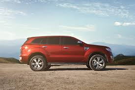 Ford Everest Facelift Feature First Impression All New Ford Everest Scaling New