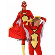 spider woman costume spandex superhero suit