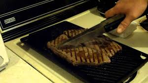 Cast Iron Cooking Cast Iron Cooking Steak With Joe Tactical Youtube