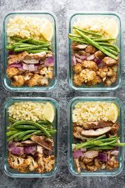 food prep meals moroccan couscous meal prep bowls sweet peas and saffron
