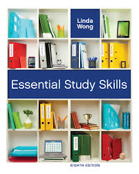 essential study skills 8th edition 9781285430096 cengage