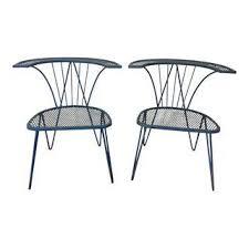 Salterini Patio Furniture Gently Used Salterini Decor Up To 70 Off At Chairish