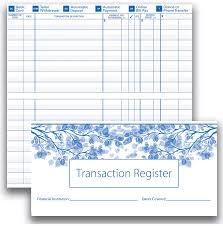 check registries checkbook registers designer checks
