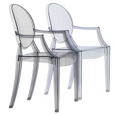 kartell louis ghost chair clear finnish design shop
