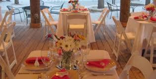 wedding linen rental best western navarre waterfront destin wedding linens wedding