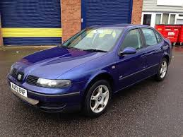 53 seat toledo 1 9 tdi full stamped service history air con