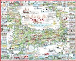cape cod ma poster white mountain puzzles