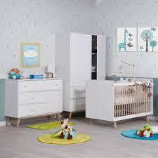 chambre bébé blanche chambre bébé complète blanche lb60 a c blanc vente de