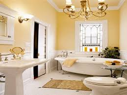 Evoking The Antique Cottage Charm Of An English Country Estate The - Country bathroom designs