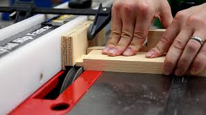 How To Make Cabinet Door Tongue And Groove Cabinet Doors With A Table Saw Jays