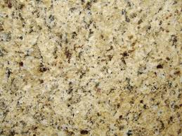 new venetian gold granite with white cabinets traditional