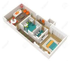 3d home interiors contemporary interior design 3d home project apartment high