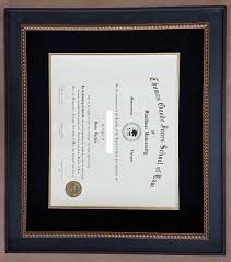 framing diplomas columbia frame shop quality custom picture framing