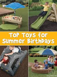 Best Backyard Toys by Top Toys For Summer Birthdays Step2 Blog