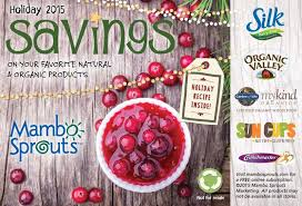 holiday coupon holiday coupon book in your mailbox mambo sprouts
