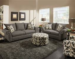 Gray Living Room Set Keira Living Room Set Corin 66mset Sofa Loveseat Groups