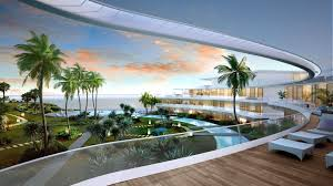 modern penthouses the edge estepona new build frontline beach apartment for sale