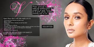 Makeup Artist Courses Online Cropped Online Course Web Banner 1 Jpg Makeup Artist Vidya Tikari