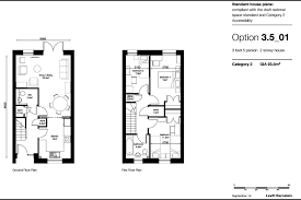 Floor Plan Standards Space Standards Adopted In Radical Shake Up For Homes News