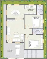 praneeth pranav meadows floor plan 2bhk 2t west facing sq ft house