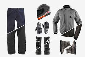 gear for motorcycles the best motorcycle gear for every rider hiconsumption