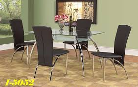 Condo Dining Furniture Small Space Montreal Furniture City - Glass top dining table montreal