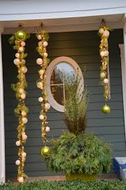 Ribbon Lights Outdoor by 280 Best Christmas Lights U0026 Outside Decor Images On Pinterest