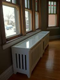 Radiator Cover Sheet Metal by 10 Diy Radiator Covers That Won U0027t Spoil Your Space Shelterness