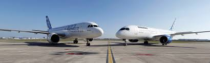 airbus boeing and bombardier making sense of the aircraft