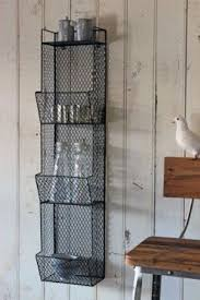 Narrow Storage Shelves by Metal Wall Mounted Shelves Foter