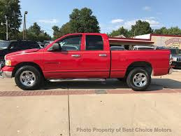 2004 dodge ram 1500 service manual 2004 used dodge ram 1500 4dr quad cab 140 5