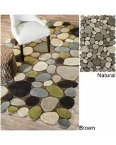 Pebble Stone Rug Deal Alert 23 Off 5 U0027 X 8 U0027 Pebble Stone Taupe Brown And Dove Gray