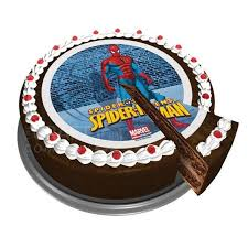 30 best spiderman cake ideas images on pinterest cake spiderman