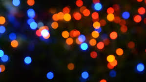 celebration lights abstract stock footage 3220108