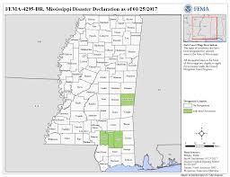 Map Of Mississippi State by Dr U2013 4295 January 21 2017 Severe Storm Information Mississippi