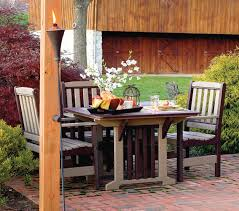 Amish Outdoor Patio Furniture Poly Patio Furniture Dining Set From Dutchcrafters Amish Furniture