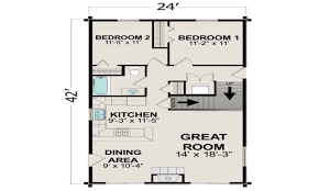 92 Garage Apartment Plans 2 Bedroom Floor Plan 500 Sq Ft House