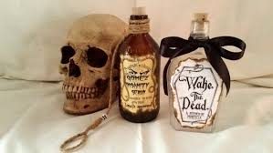 potion bottles for halloween morticia and gomez potion poison bottle props addams family