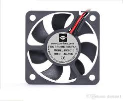 computer case fan sizes 2018 new original xdw 5105dc fans 5v 0 5w 12038 50 50 10mm