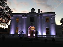 Twilight House Belair House At Twilight Picture Of Belair House London