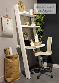 Small Apartment Desks Best 25 Space Saving Desk Ideas On Pinterest Folding Desk Within