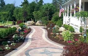 garden walkway ideas landscape walkway ideas mreza club