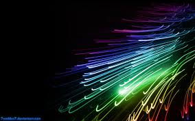 rainbow lights 1680x1050 by 7yashka7 on deviantart