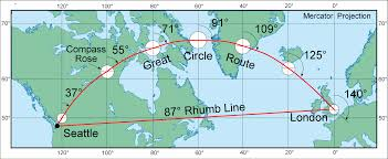 Declination Map Navigation What Is The Minimum Knowledge To Navigate With Only A