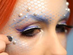 halloween makeup eyes halloween mermaid makeup for adults hgtv