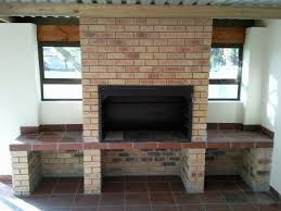 fireplace chimney design building my own braai need input on chimney design