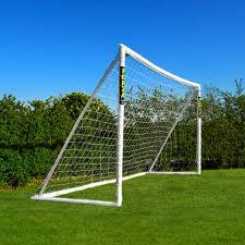 Backyard Football Goal Post Triyae Com U003d Best Soccer Nets For Backyard Various Design