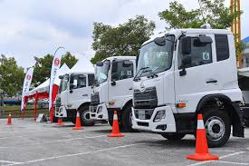 edaran tan chong motor launches ud trucks and tcie launch all new croner to help customers
