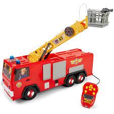 fireman sam extra large remote control jupiter truck big